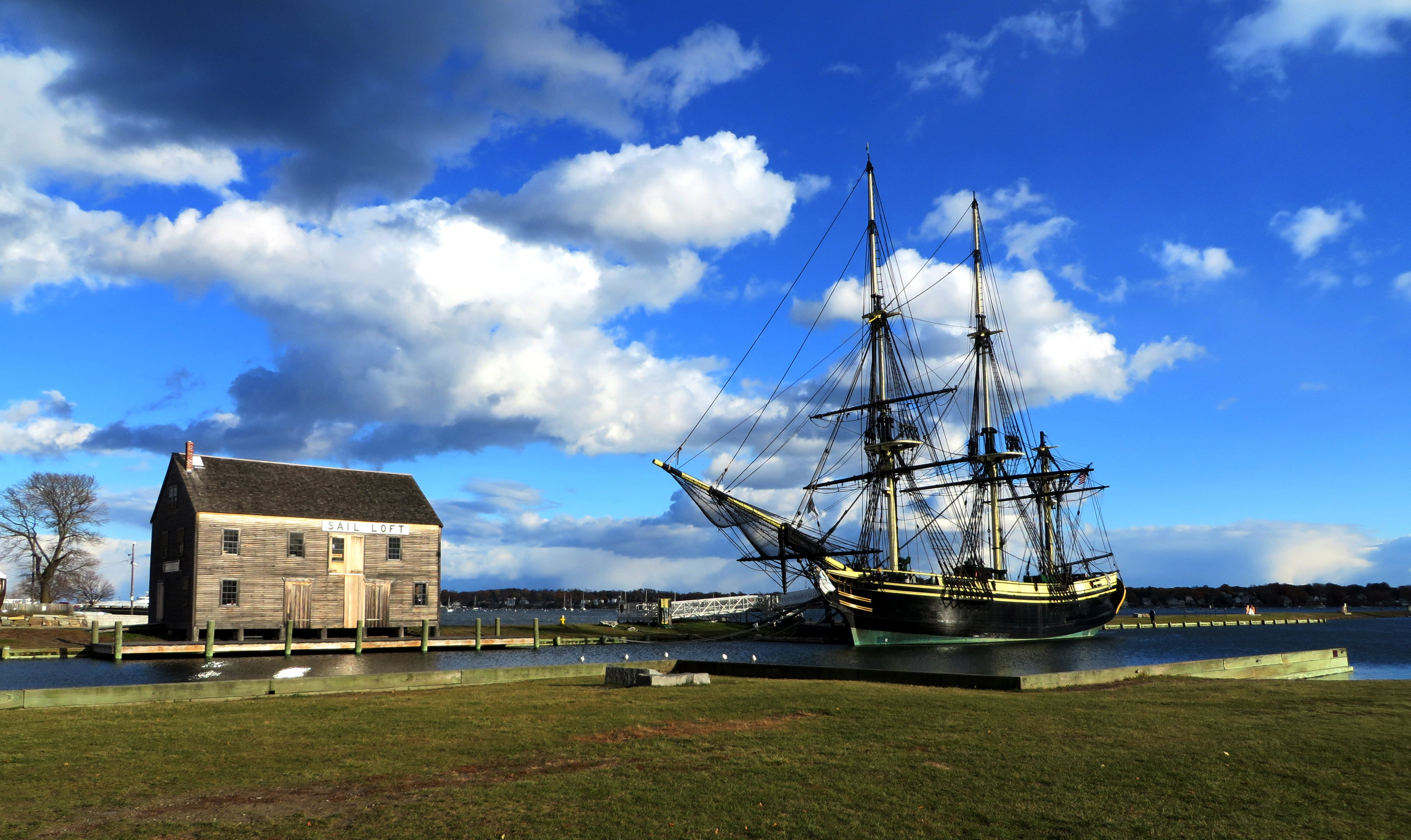 The Chilling Charm of Salem, Massachusetts • Passport Stamps