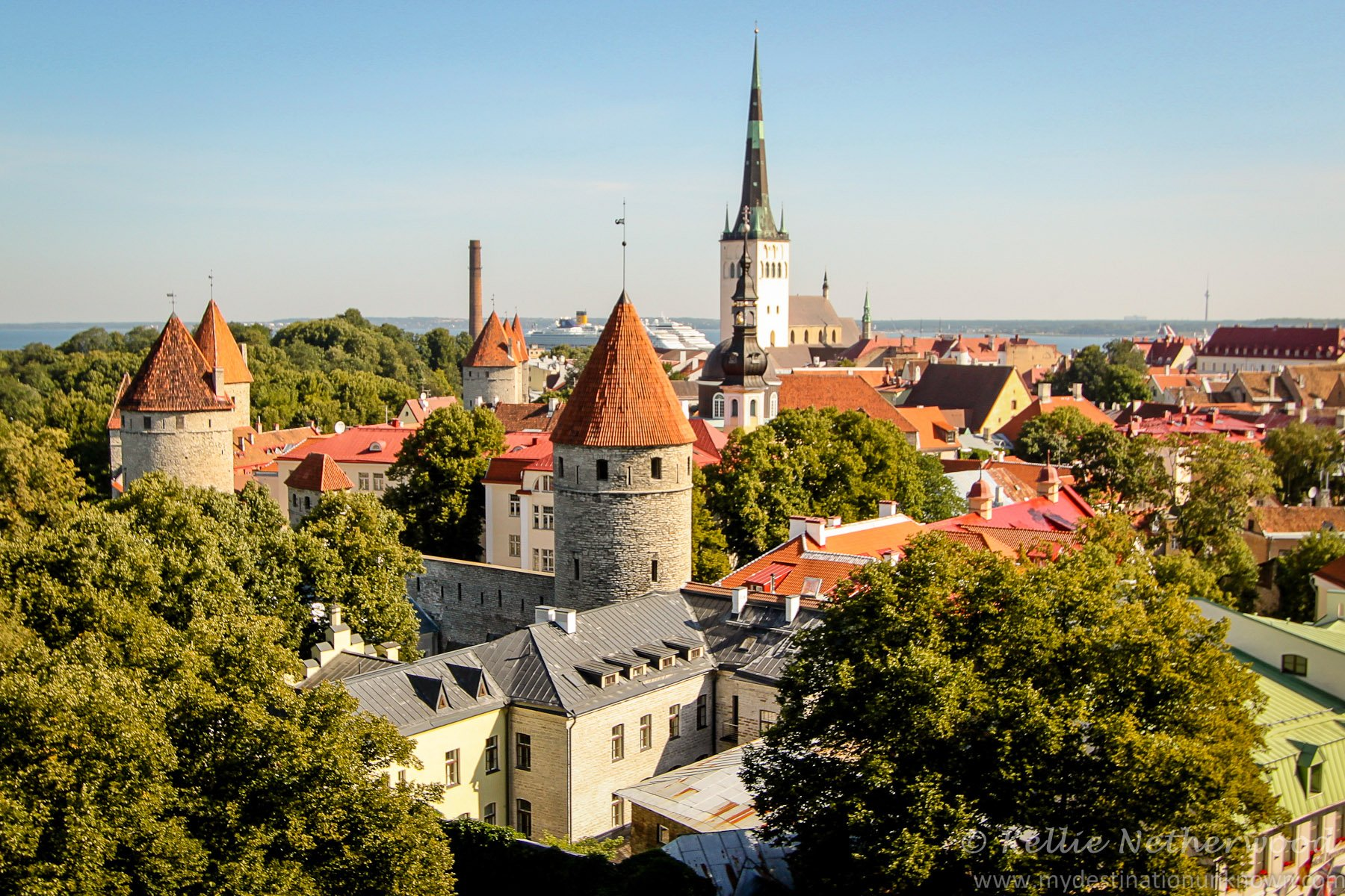 Get a taste for Tallinn • Passport Stamps