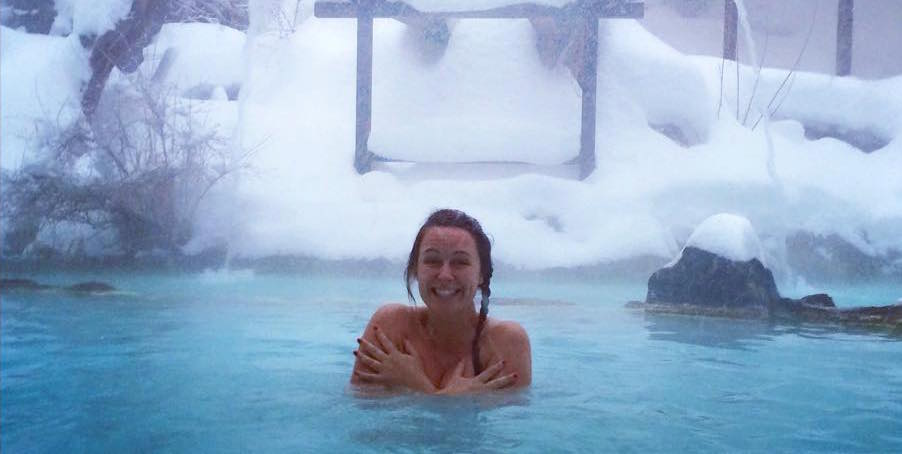 A Naked Dip In Japan S Hidden Hot Springs Passport Stamps