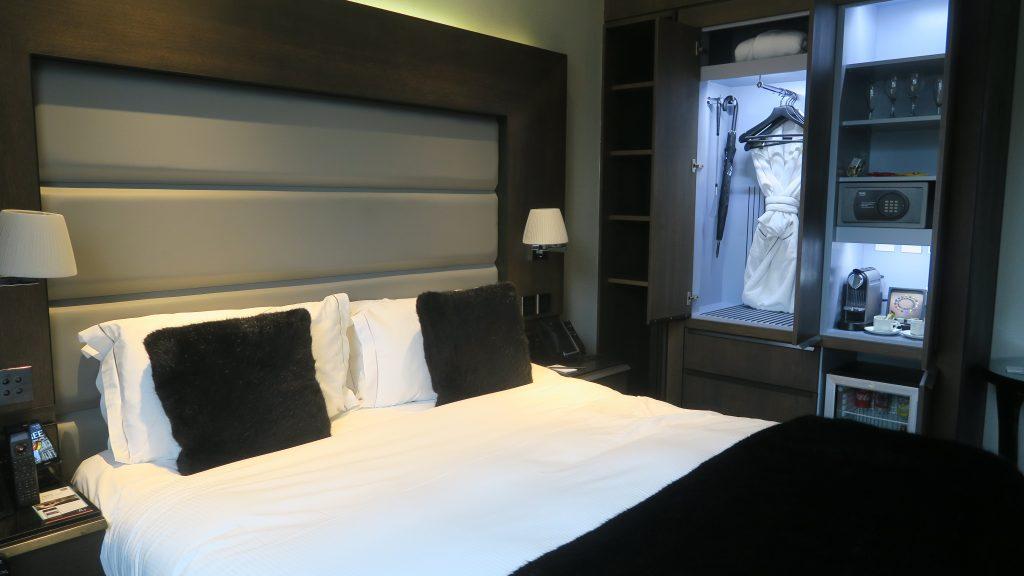 Ecclestone Square Hotel review