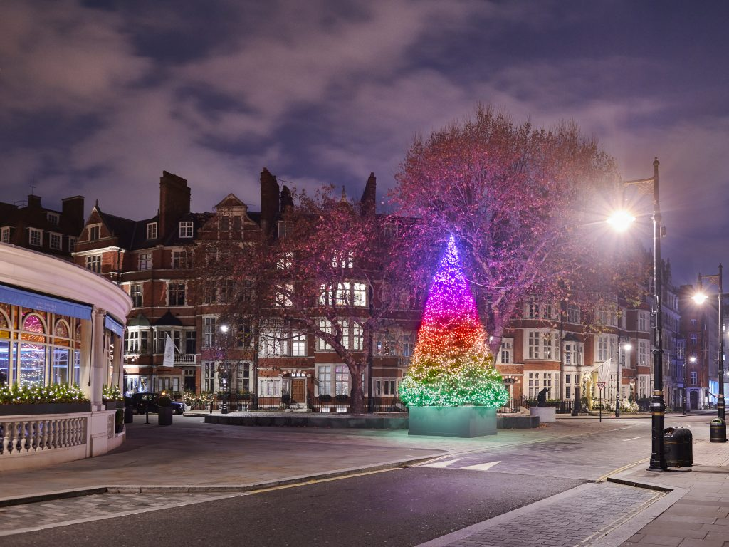 cool-christmas-trees-london-2018