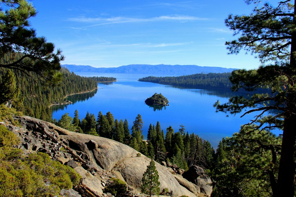 Explore Lake Tahoe