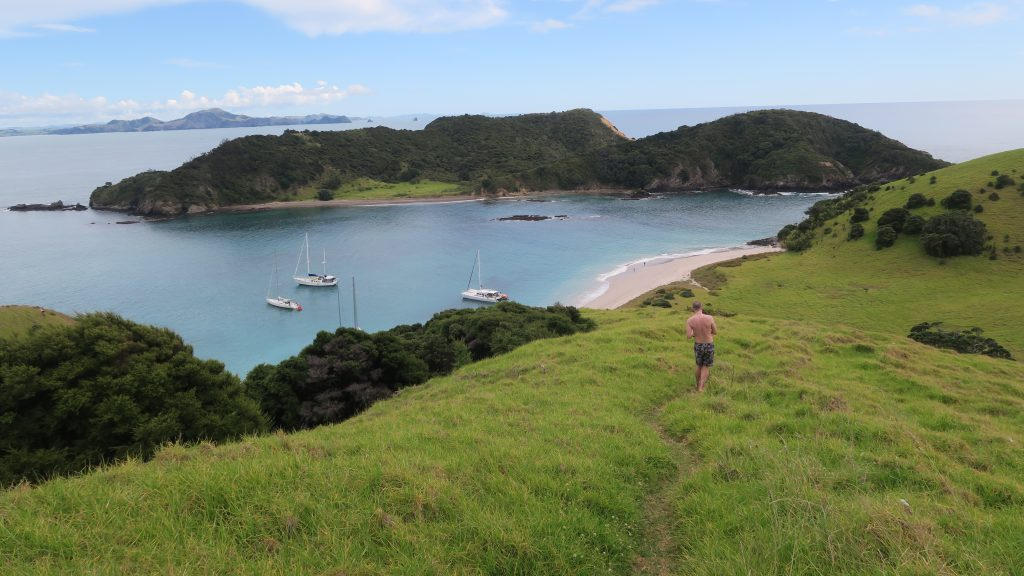one-month itinerary new zealand