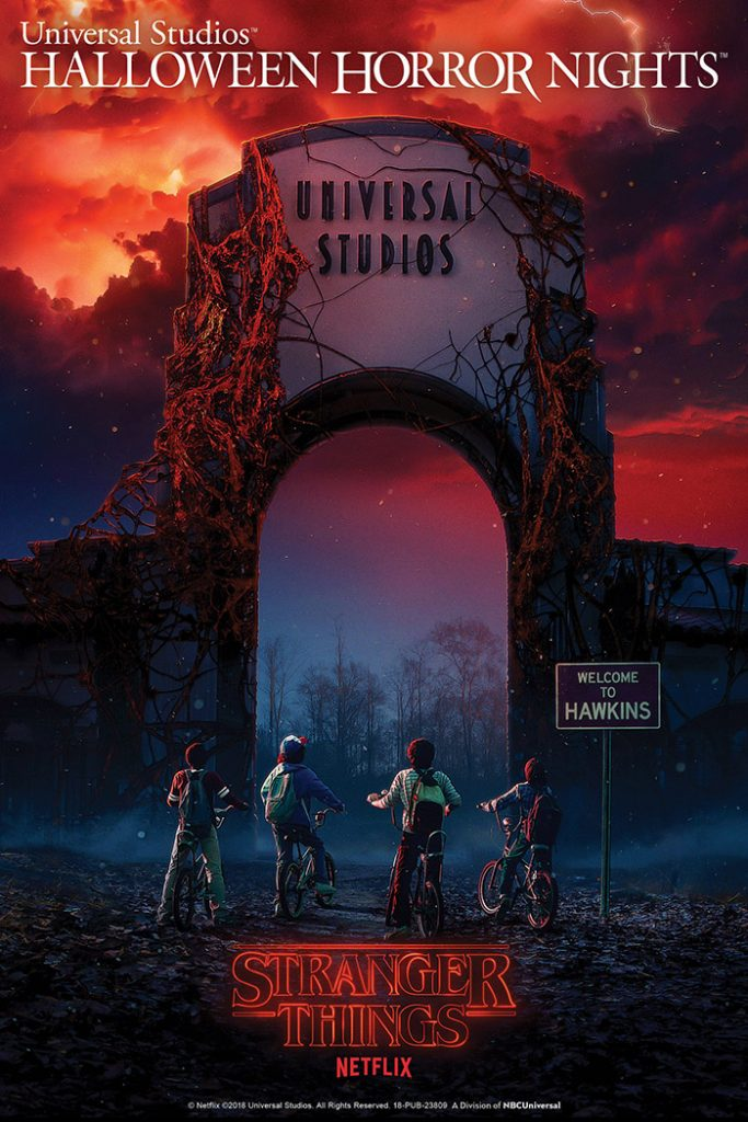 Stranger-Things-at-Halloween-Horror-Nights-2018