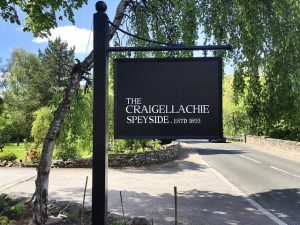 Craigellachie review