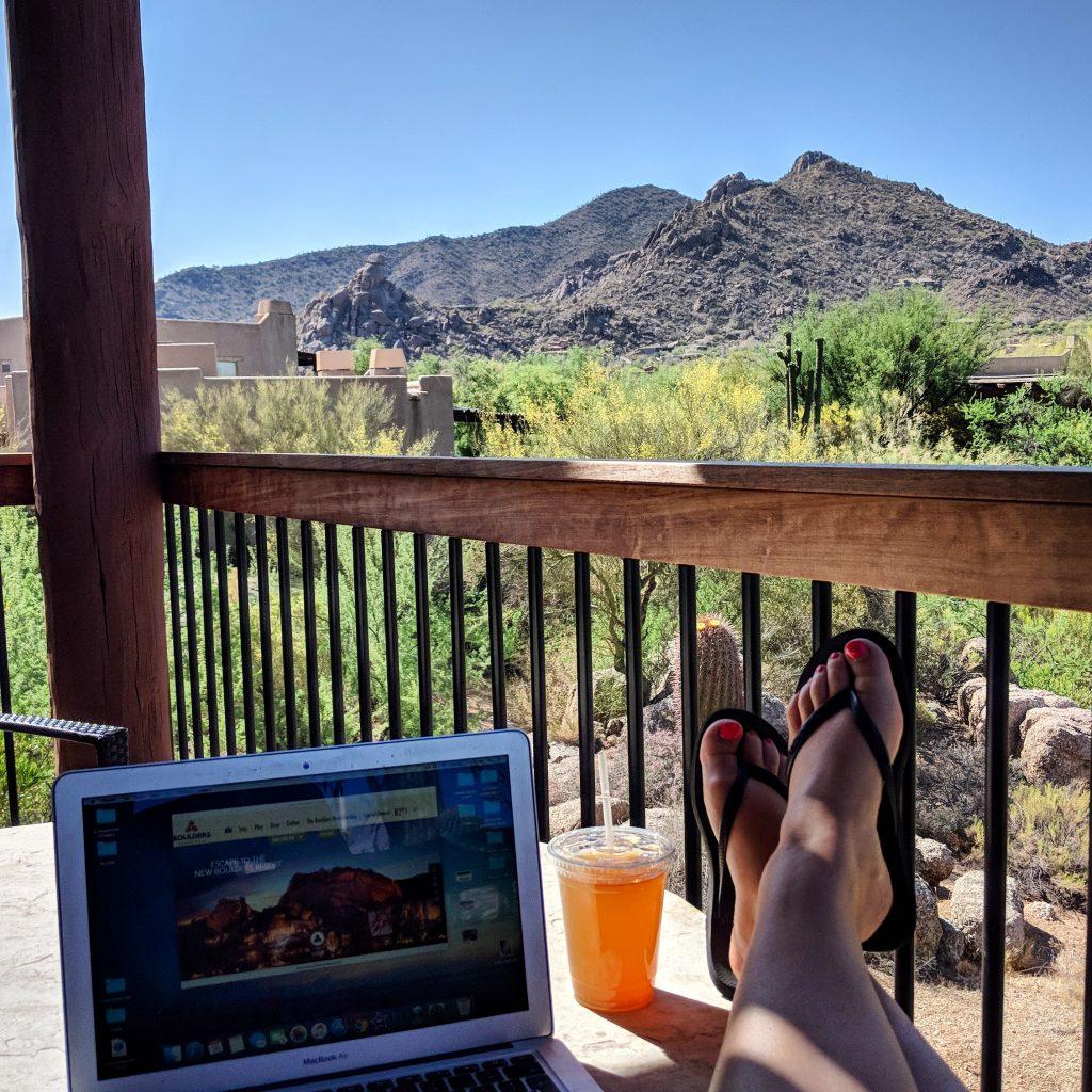 review Boulders Scottsdale