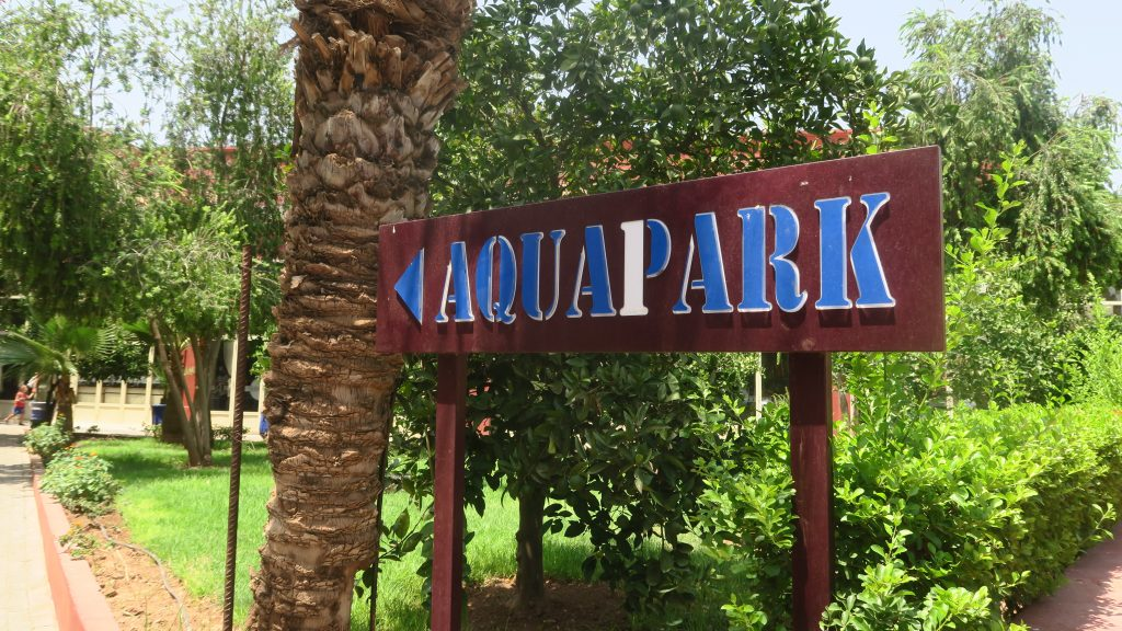 Eden Andalou Hotel aquapark
