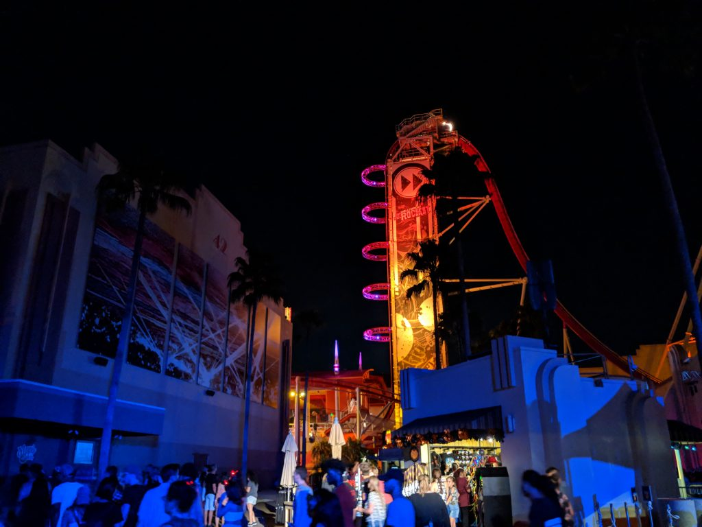 HHN28 mazes in one night