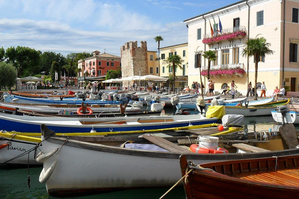 where to go in lake garda