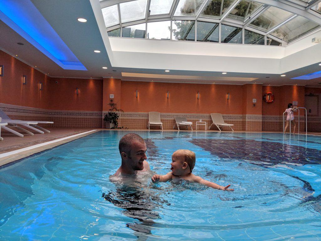 imperial hilton dubrovnik pool