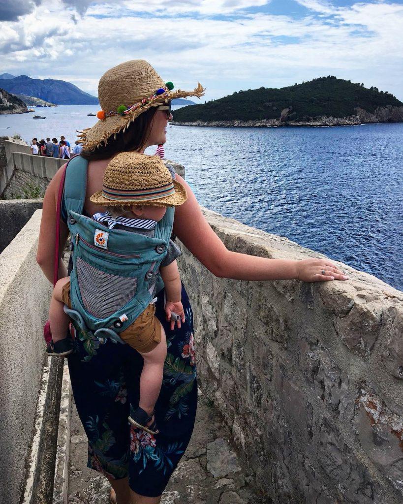 Dubrovnik with kids