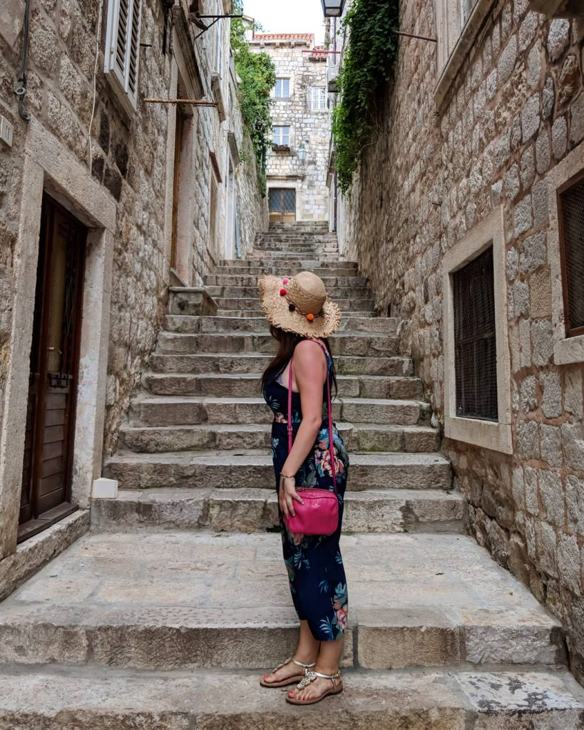 itinerary Dubrovnik