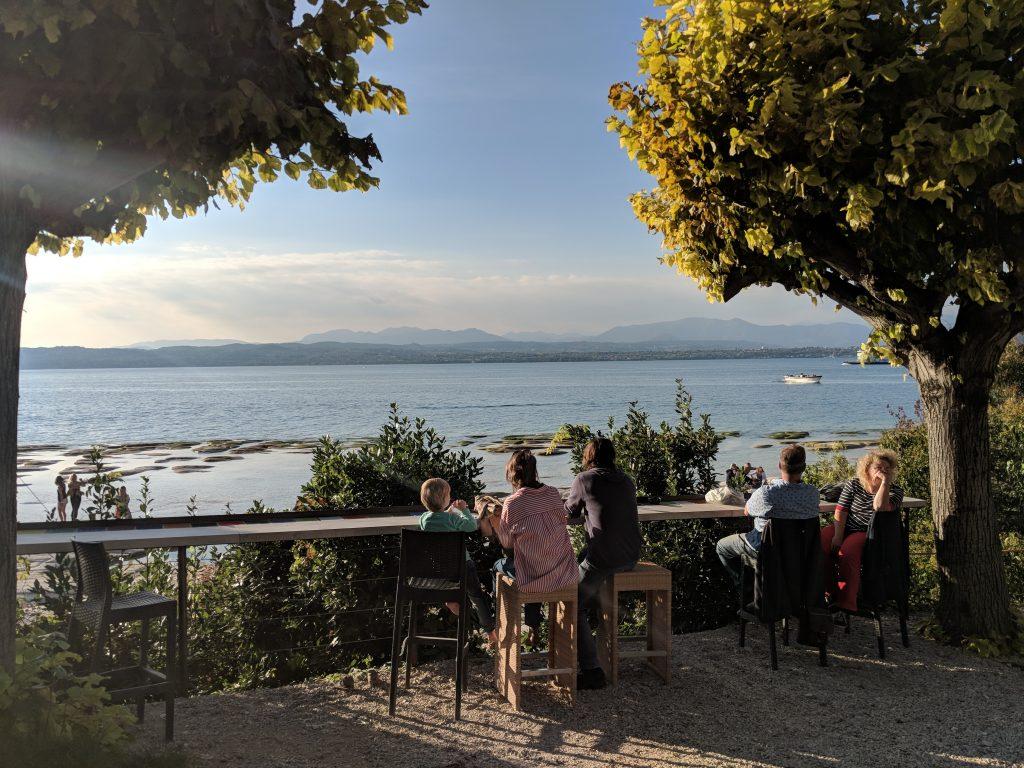 where to stay in lake garda