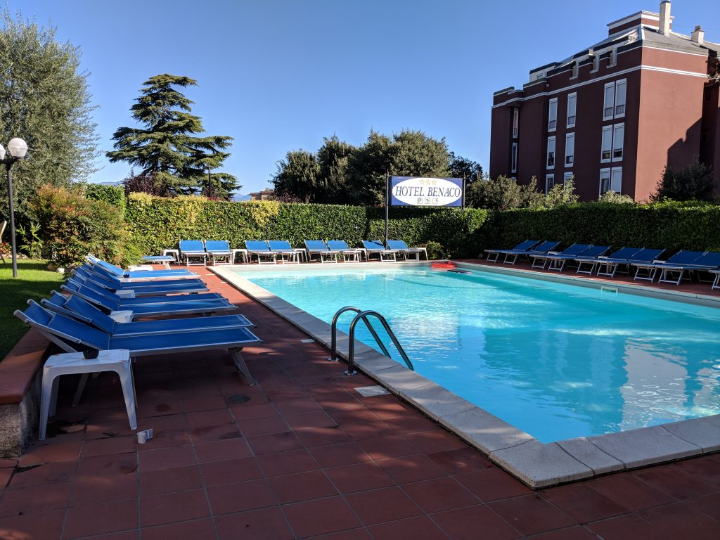 hotel Benaco garda review