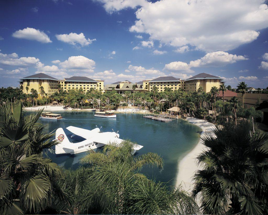 best hotel at universal studios orlando