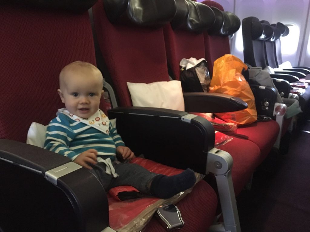 Travelling With A Newborn Flying With A Baby Travel Tips Passport Stamps