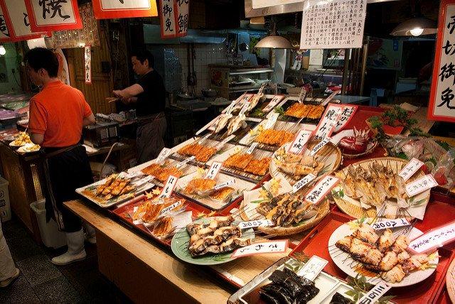 tokyo kyoto osaka itinerary