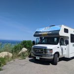 Cruise America RV rental Portland San Francisco west coast road trip