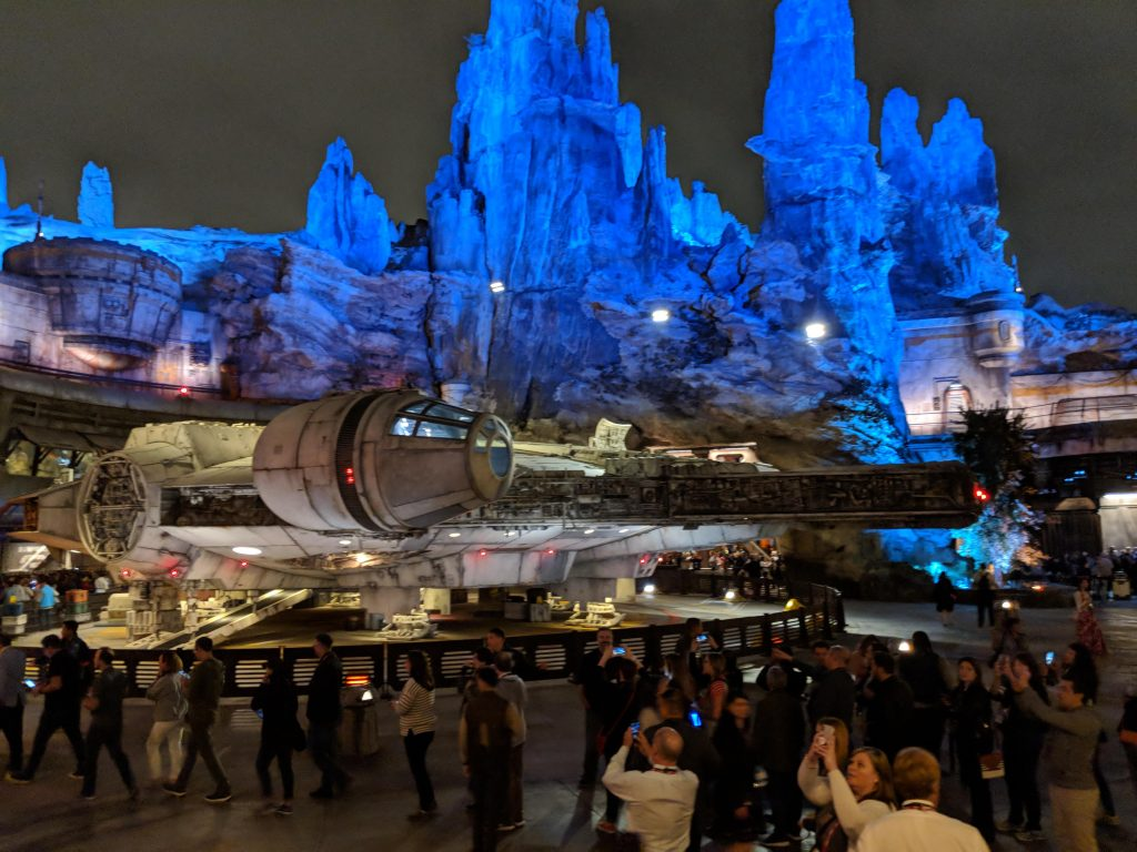 disneys star wars park florida galaxy