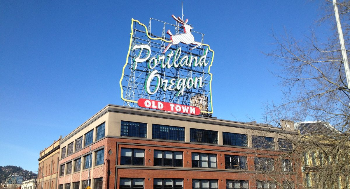 Getting laid in portland oregon