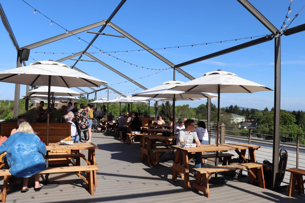 rooftop bar portland best rooftop bars in portland