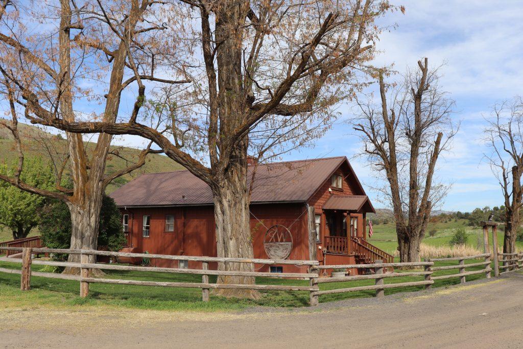 two-week US west coast road trip Oregon RV wilson ranches dude ranch