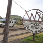 two-week US west coast road trip Oregon RV wilson ranches dude ranch