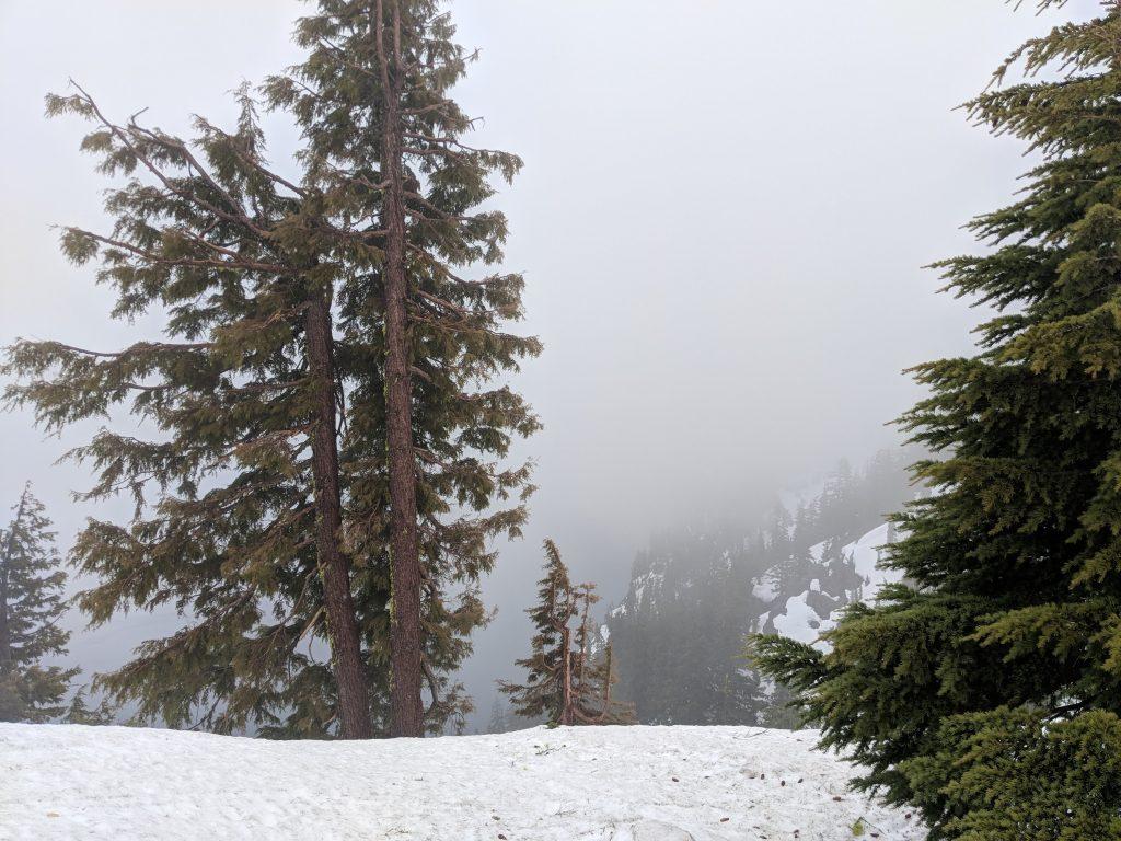 two-week US west coast road trip Oregon RV crater lake
