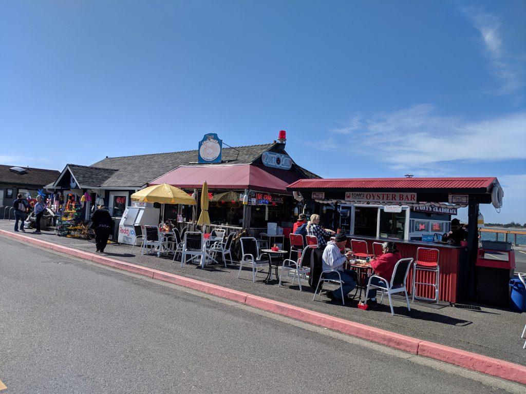 two-week US west coast road trip Oregon RV Bandon where to eat