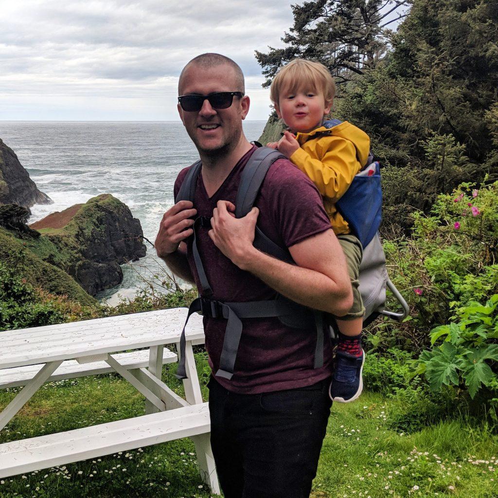 two-week US west coast road trip Oregon RV