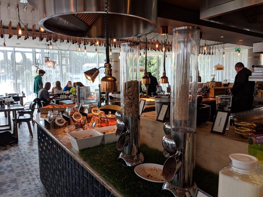 hilton bournemouth restaurant reviews