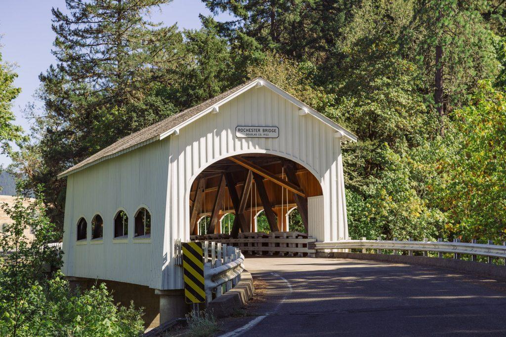 oregon covered bridges road trip