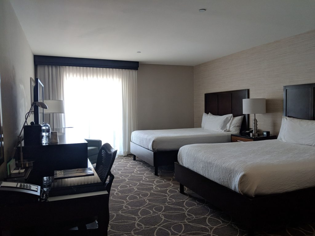 Hilton marina del rey reviews