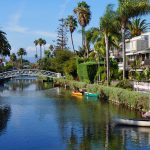 a day in LA marina del rey