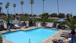 hilton garden inn marina pool