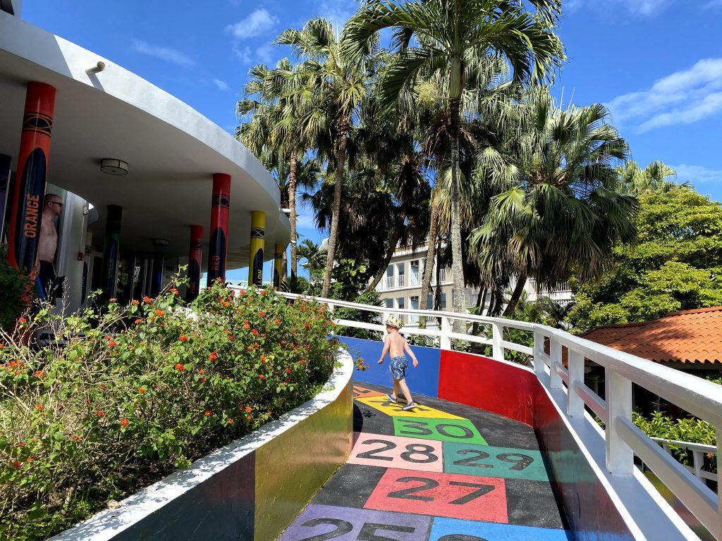 beaches ocho rios review kids club