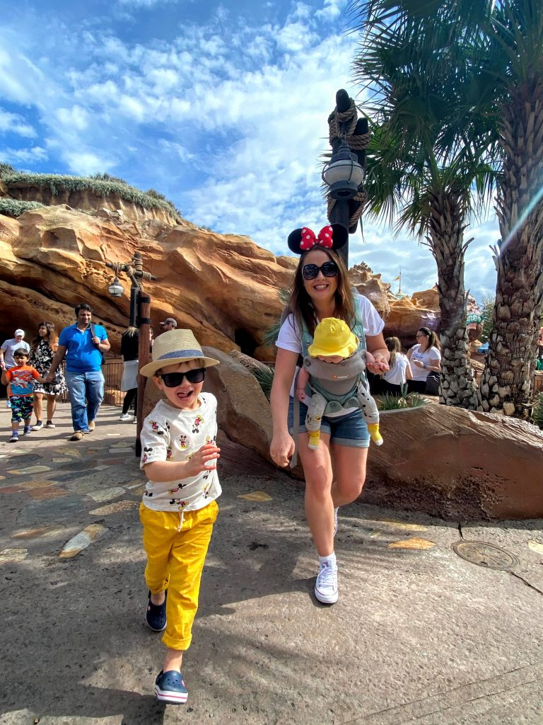 best double stroller for disney world