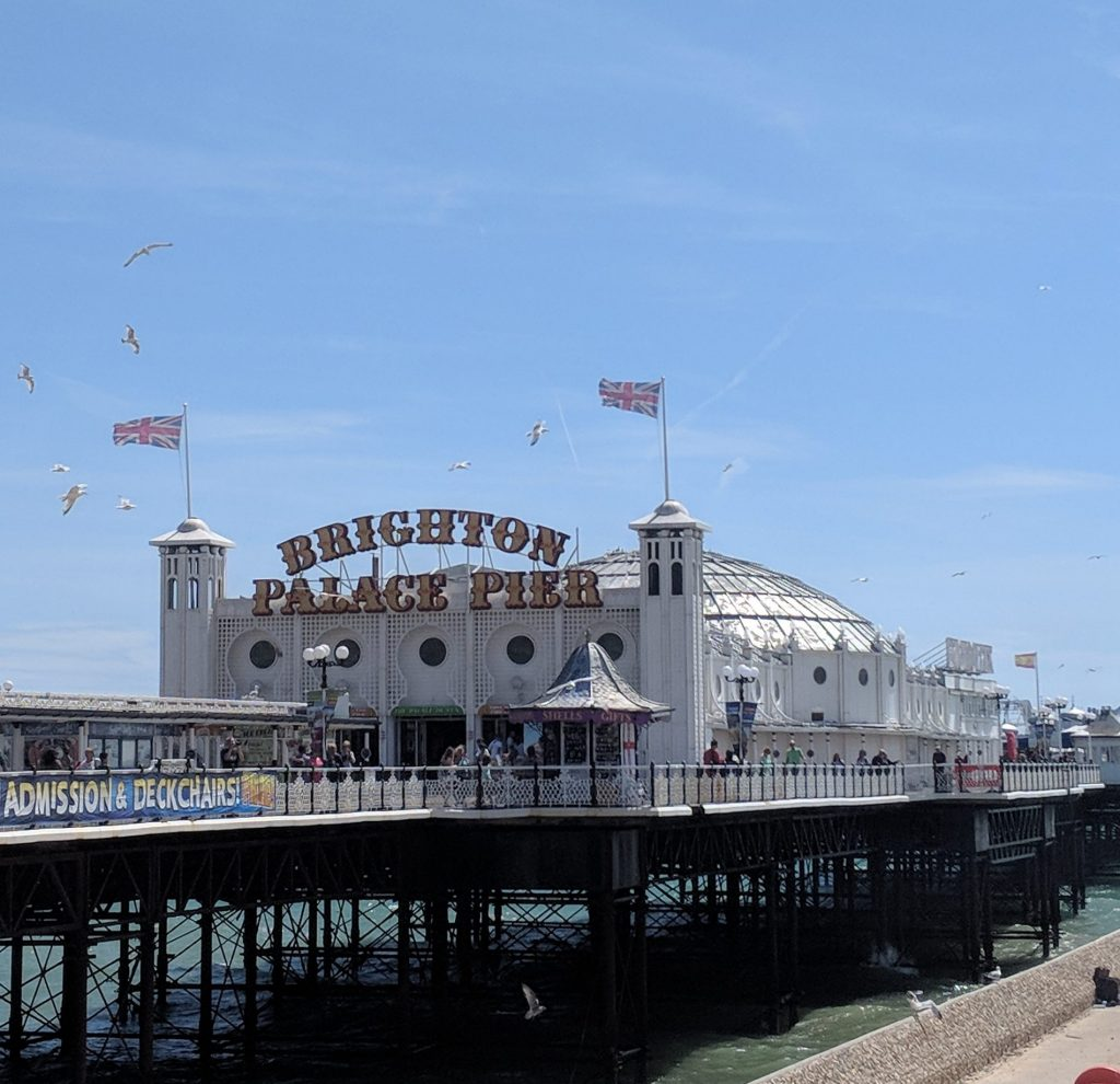 one day in brighton
