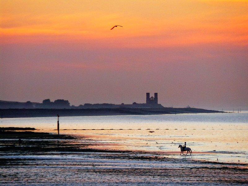 minnis bay kent beaches