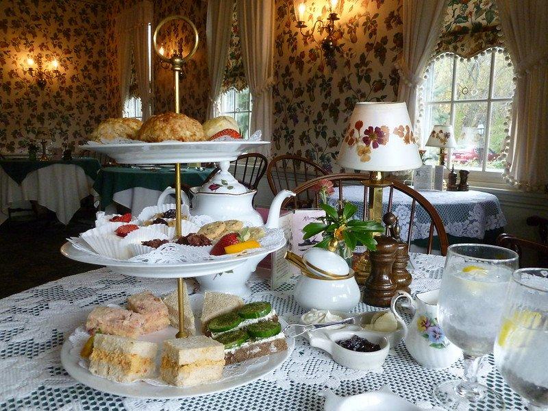 afternoon teas in essex