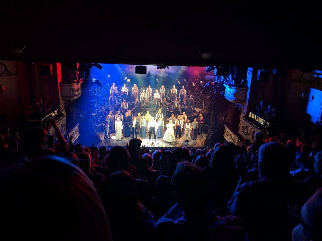 travel from home musicals les mis