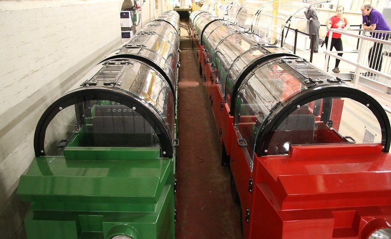 mail rail postal train london