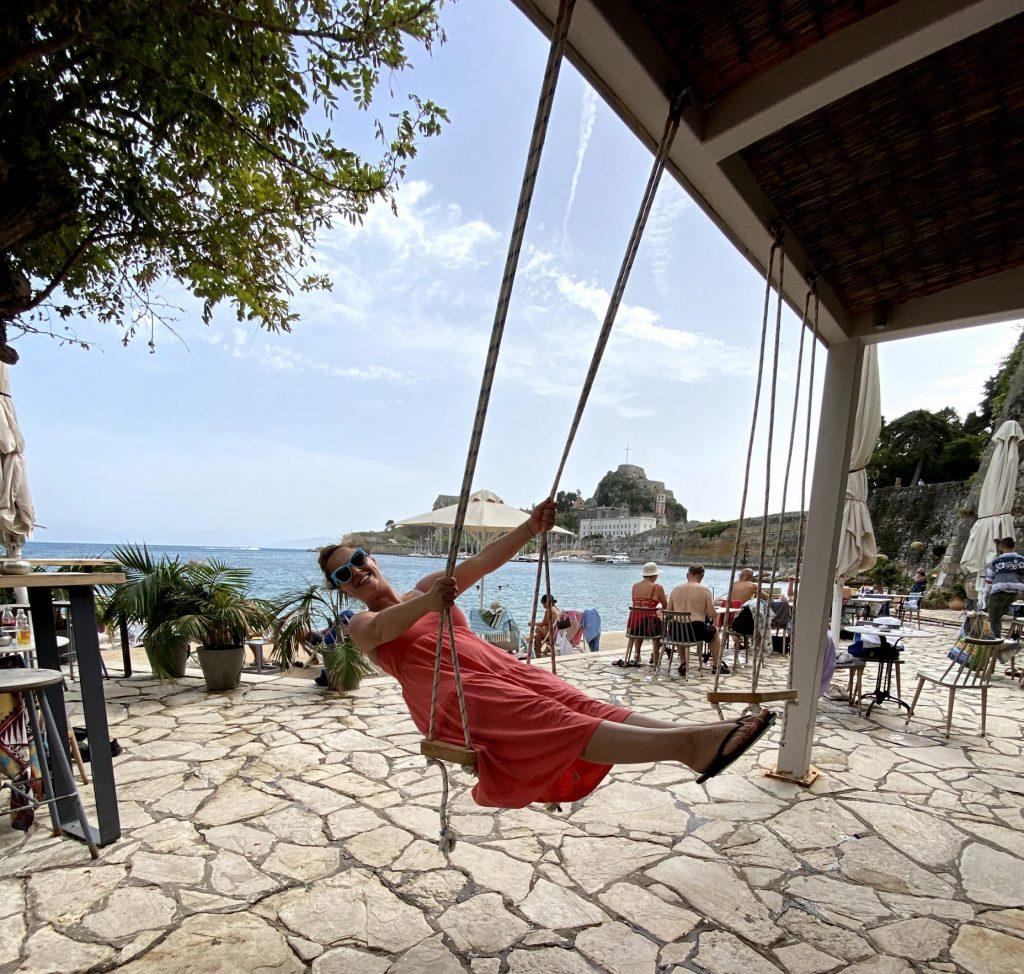villas in greece corfu all inclusive