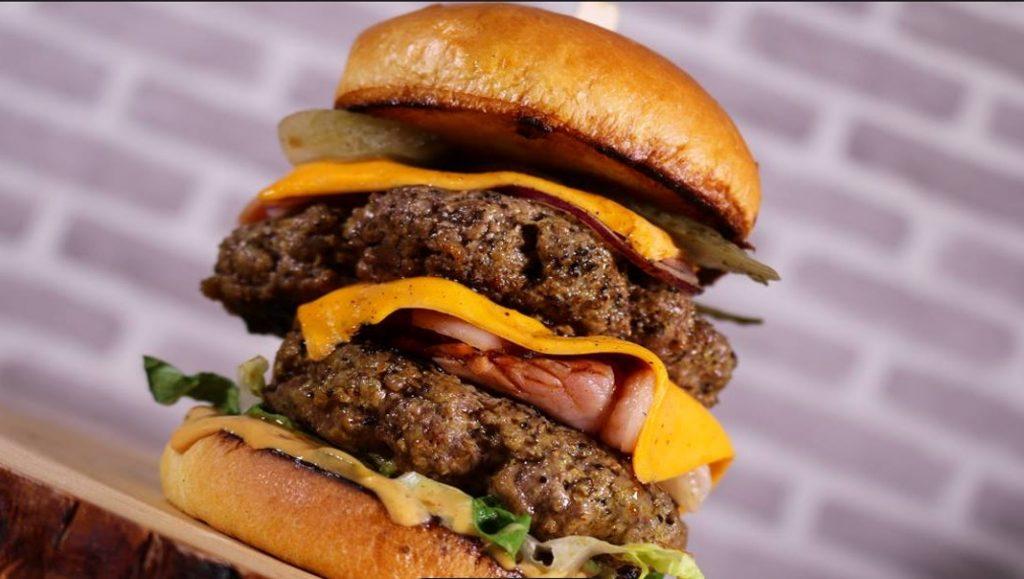 legend deli southend burger