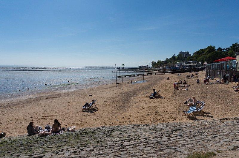 best beaches in essex beach