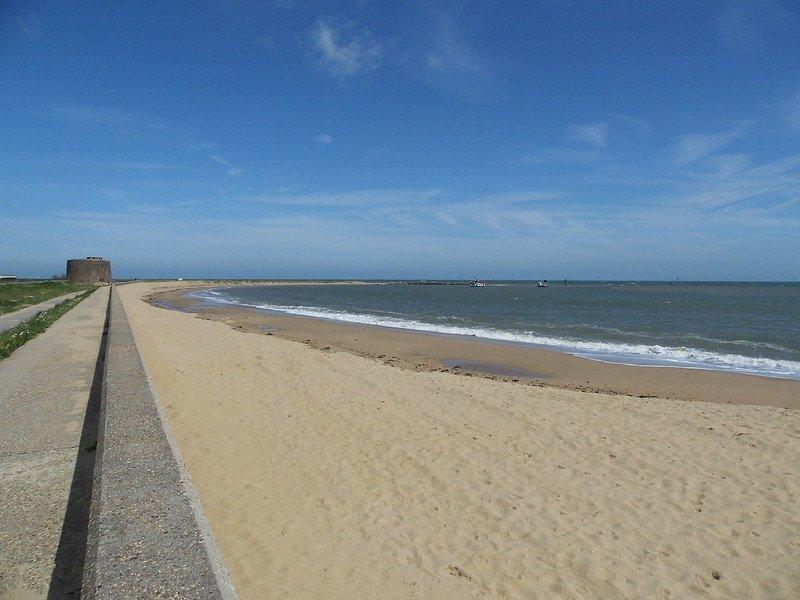 best beach in essex