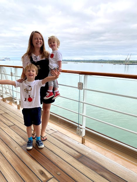 cruise with toddler tips